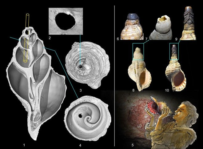 Đây là âm thanh từ nhạc cụ 18.000 năm tuổi