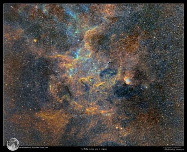 Đây là bức ảnh chụp dải Ngân Hà 'siêu to khổng lồ', tốn 12 năm thực hiện, 1250 giờ phơi sáng mới hoàn thành