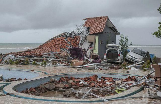 Đây là lý do tại sao Indonesia có quá nhiều động đất và sóng thần