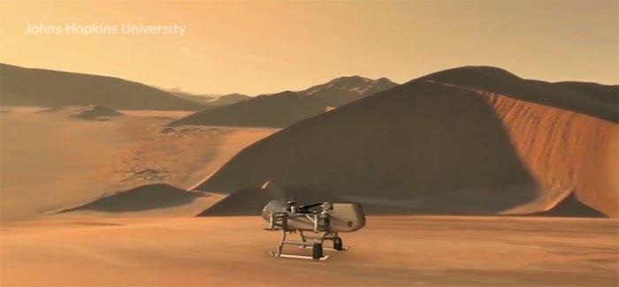 Đây là Mặt trăng thứ 2 mà NASA muốn tìm người ngoài hành tinh