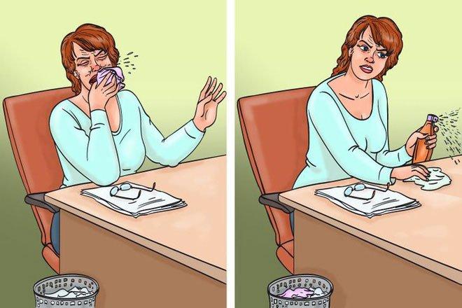 Đến cách... hắt xì hơi cũng có thể tiết lộ tính cách ẩn sâu trong con người bạn