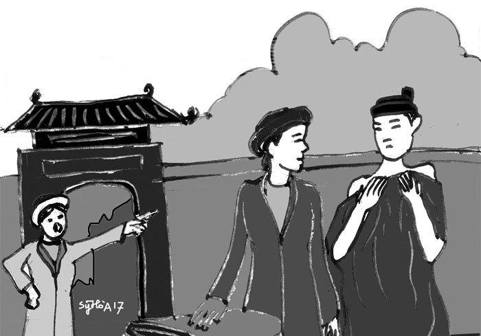 Đi ở rể, bị vợ lột sạch đồ, chàng trai nghèo đỗ tiến sĩ nước Việt