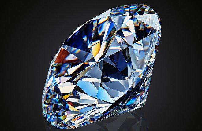 Dịch chuyển lượng tử một hạt photon mang thông tin vào khoảng trống nằm giữa viên kim cương