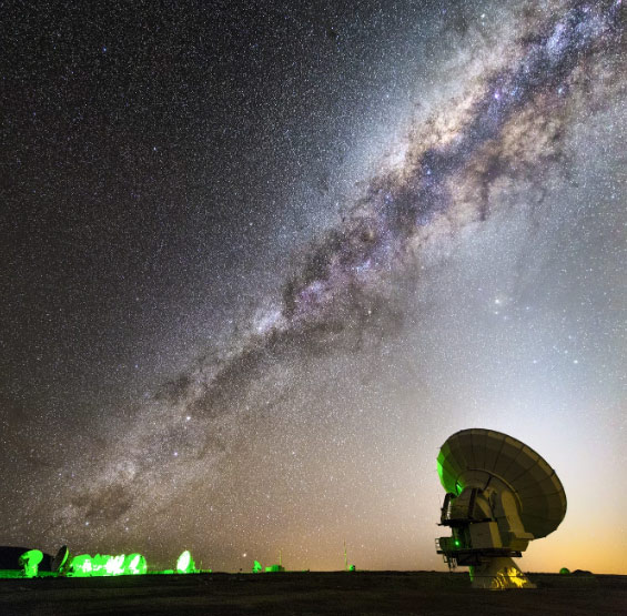 Diện mạo mới của thiên hà Milky Way gây sốt