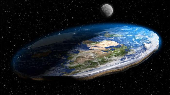 Điều gì sẽ xảy ra nếu Trái đất phẳng?