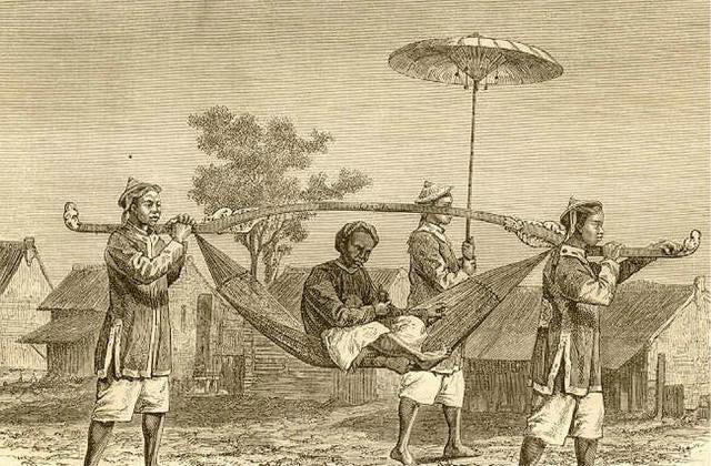 Điều lý thú mà bạn chưa biết về cái lọng của người Việt xưa