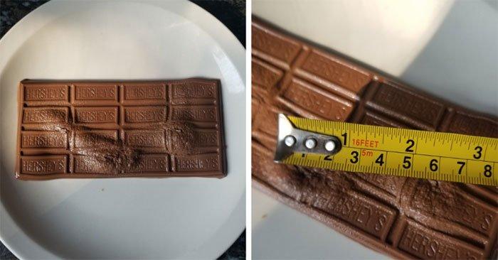 Đo tốc độ ánh sáng bằng chocolate, bạn có tin không?
