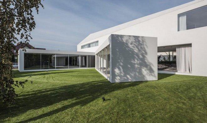 Độc đáo kiến trúc nhà có thể thay đổi hình dạng theo ánh nắng Mặt Trời
