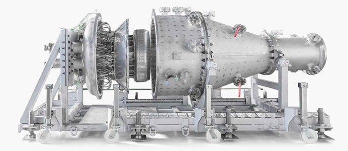 Động cơ phản lực lai tên lửa nhanh gấp 25 lần âm thanh