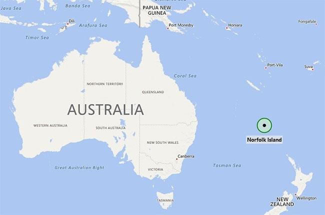Động đất mạnh 6 độ ngoài khơi Australia