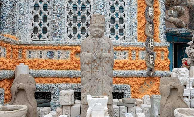 Đột nhập ngôi nhà lát toàn cổ vật trị giá 1500 tỷ nổi tiếng độc nhất thế giới