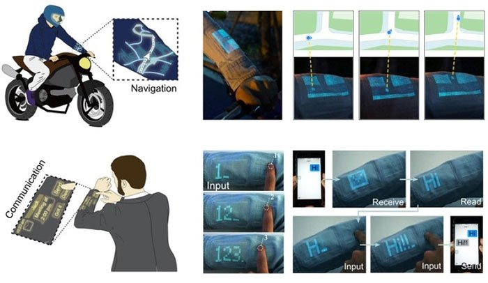 Đột phá trong nghiên cứu vải điện tử: Mở đường cho quần áo thông minh