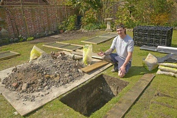 Được thuê làm vườn, công nhân phát hiện hài cốt 5 thế kỷ khiến chuyên gia kinh ngạc