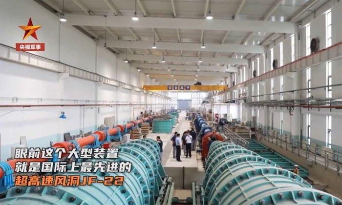 Đường hầm gió tốc độ 37.000km/h của Trung Quốc dự kiến sẽ sẵn sàng vào năm tới