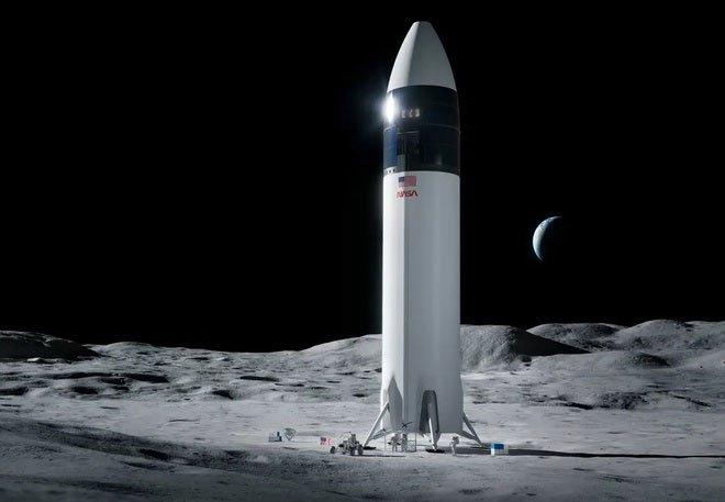 Elon Musk ấn định thời điểm đưa người Mỹ trở lại Mặt trăng