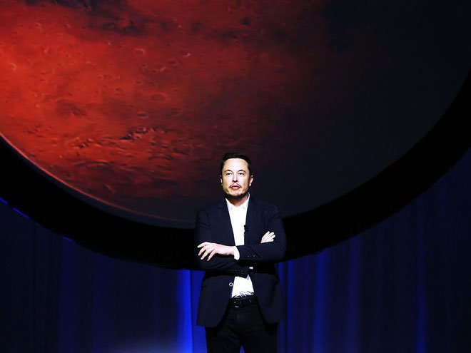 Elon Musk: Khả năng cao, những người tiên phong lên sao Hỏa sẽ bỏ mạng tại đó