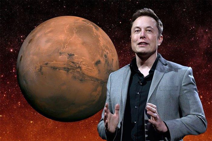 Elon Musk liệu có thuộc địa hóa sao Hỏa và biến nó thành của riêng mình?