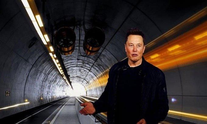 Elon Musk mở rộng dự án đào hầm đối phó tắc đường