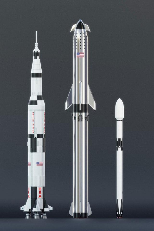 Elon Musk muốn chế tạo tên lửa cực khủng, khó gấp 100 lần dự án khó nhất của NASA