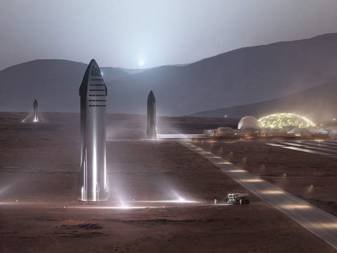 Elon Musk sẽ đưa 1 triệu người lên sao Hỏa vào năm 2050, sẵn sàng cho vay nếu bạn chưa đủ tiền
