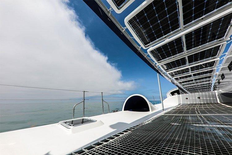 Energy Observer - Phòng thí nghiệm năng lượng nổi trôi khắp thế giới