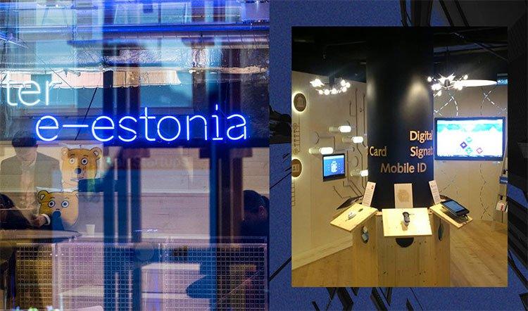 Estonia - Quốc gia kỹ thuật số đầu tiên trên thế giới