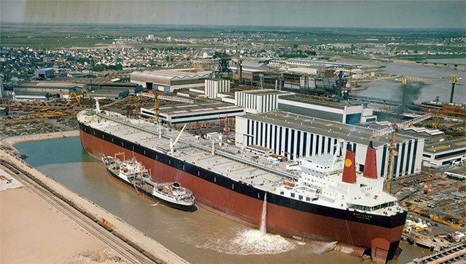 Ever Given và những chiếc tàu to nhất thế giới