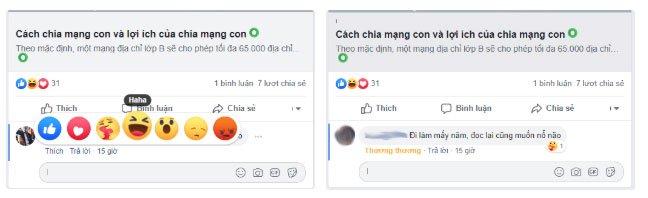"""Facebook bổ sung thêm biểu tượng cảm xúc """"Ôm"""" trong nút Like"""