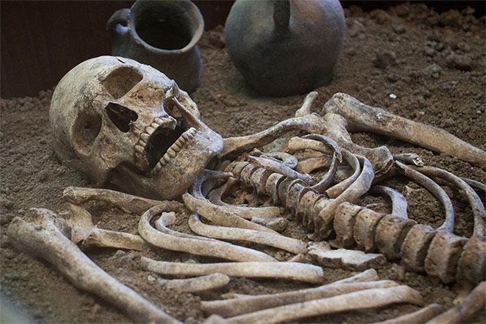 FBI phát hiện 2.000 xương người cổ tại Indiana