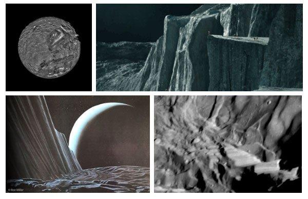 Ghé thăm những kỳ quan vũ trụ khó tin ở ngay trong... Hệ Mặt trời