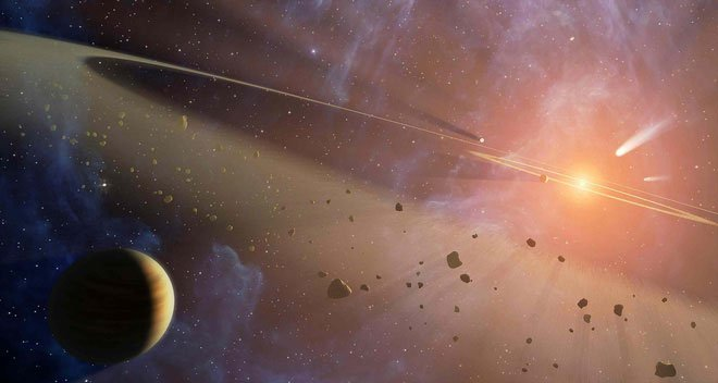 Giả thuyết đầy chấn động: Hành tinh thứ 9 bí ẩn trong Hệ Mặt trời có thể là một hố đen