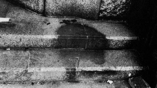 Giải mã bóng người bí ẩn trên vỉa hè, có phải hiện tượng siêu nhiên?
