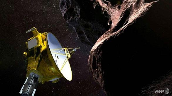 Giải mã hệ Mặt trời từ vật thể vũ trụ hình hột đậu phộng