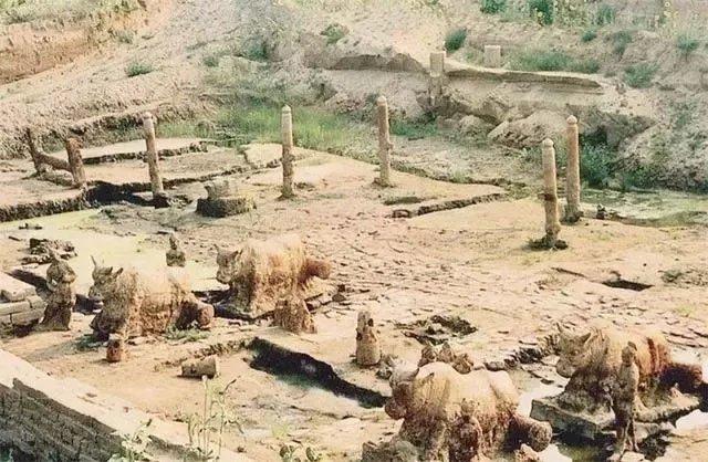 Giải mã lời nguyền quốc bảo trâu sắt đúc 1200 năm trước trồi lên từ dưới lòng sông