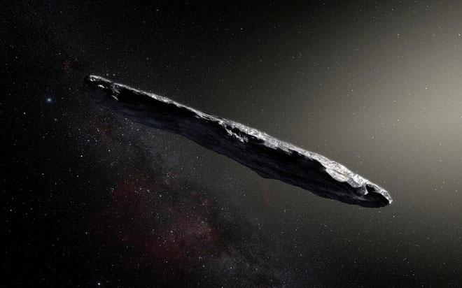 Giáo sư Harvard khẳng định Oumuamua là rác của nền văn minh khác