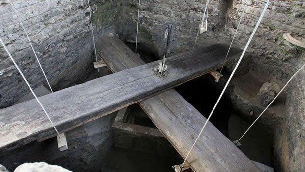 Giếng cổ liên tục phát ra âm thanh kỳ quái, chuyên gia phát hiện chân tướng đáng kinh ngạc
