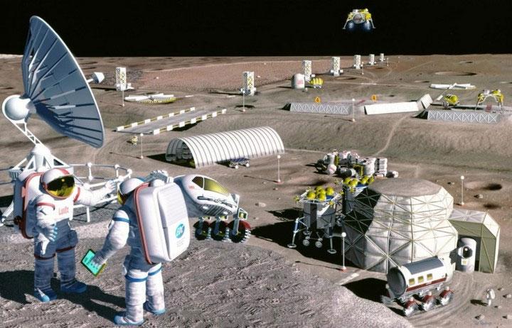Giới khoa học cảnh báo con người đừng tham lam khai thác cạn kiệt tài nguyên vũ trụ
