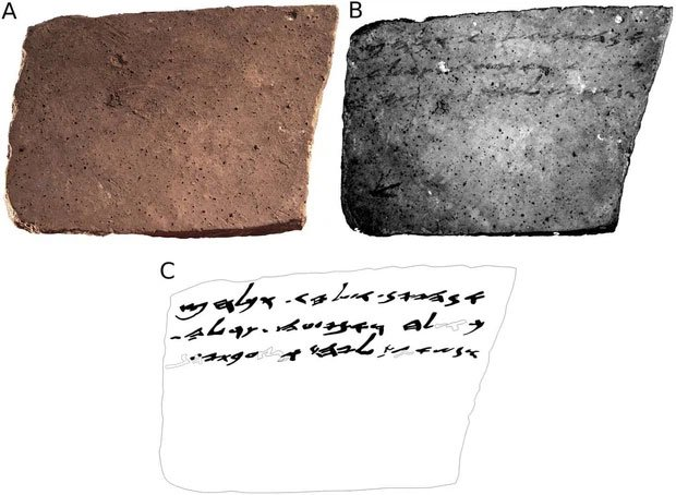 Giới khoa học mất 50 năm để giải mã nội dung bức thư 2600 năm tuổi chuẩn trẩu tre của anh lính trẻ