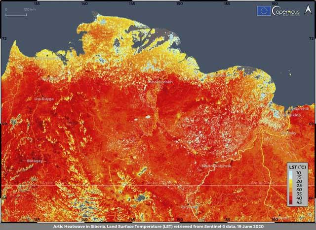 Giới khoa học rối loạn vì một hiện tượng chưa từng có tại Bắc cực