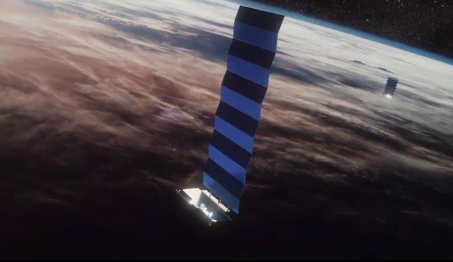 Giới thiên văn học lo lắng: Dàn vệ tinh của SpaceX có thể làm hỏng cả bầu trời đêm