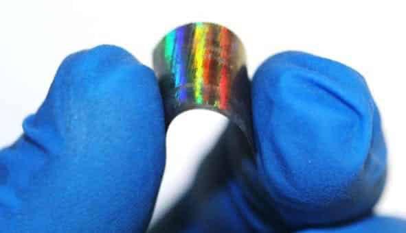 """""""Gỗ kim loại"""" làm từ niken: Cứng như titan, nhưng nhẹ hơn 5 lần"""