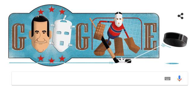 Google đổi Doodle vinh danh Joseph Jacques Omer Plante