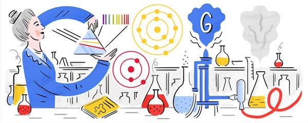 Google vinh danh Hedwig Kohn: Nhà vật lý học đập tan xiềng xích phát xít Đức