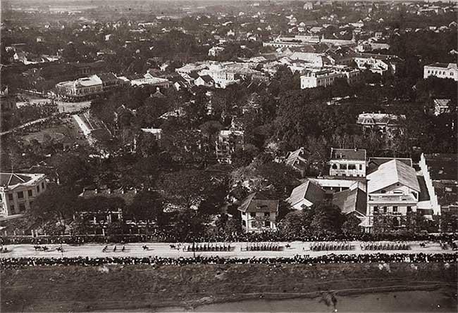 Hà Nội đẹp không khác gì châu Âu trong loạt ảnh hiếm chụp năm 1922