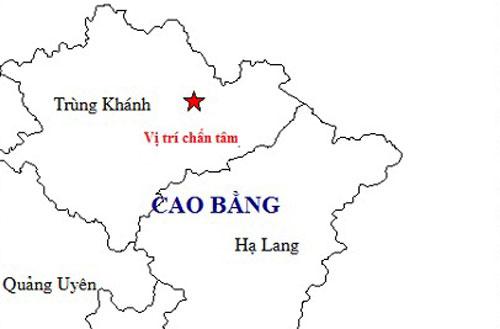 Hà Nội lại rung chấn do động đất