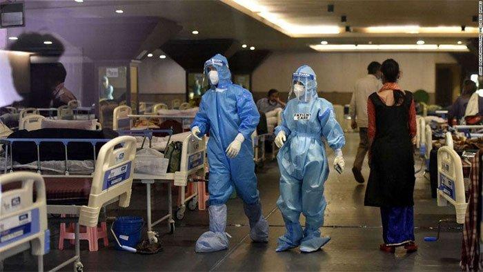 Hai biến chủng nCoV đang lưu hành ở Ấn Độ nguy hiểm như thế nào?