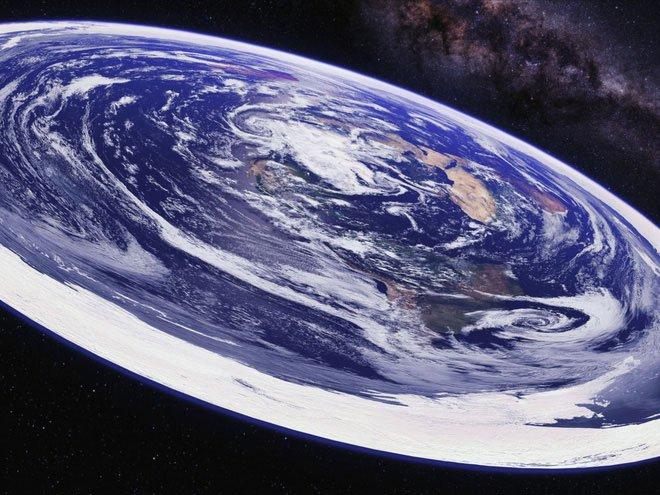 Hai thanh niên cố gắng chứng minh Trái đất phẳng và cái kết đắng