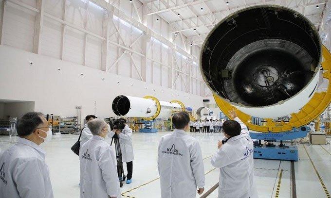 Hàn Quốc sẽ đưa tàu vũ trụ tới Mặt trăng năm 2030