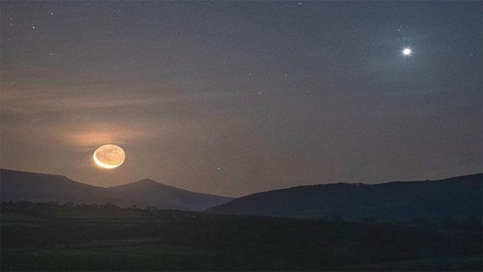 Hành tinh bí ẩn xuất hiện trên bầu trời Anh quốc