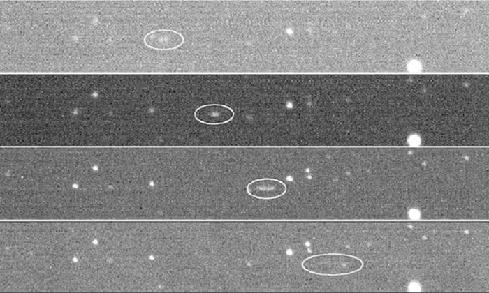 Hành trình của tiểu hành tinh 6 tấn rơi xuống Trái đất